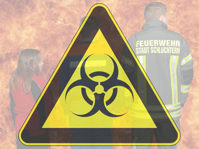 Pandemieschutz in der Feuerwehr