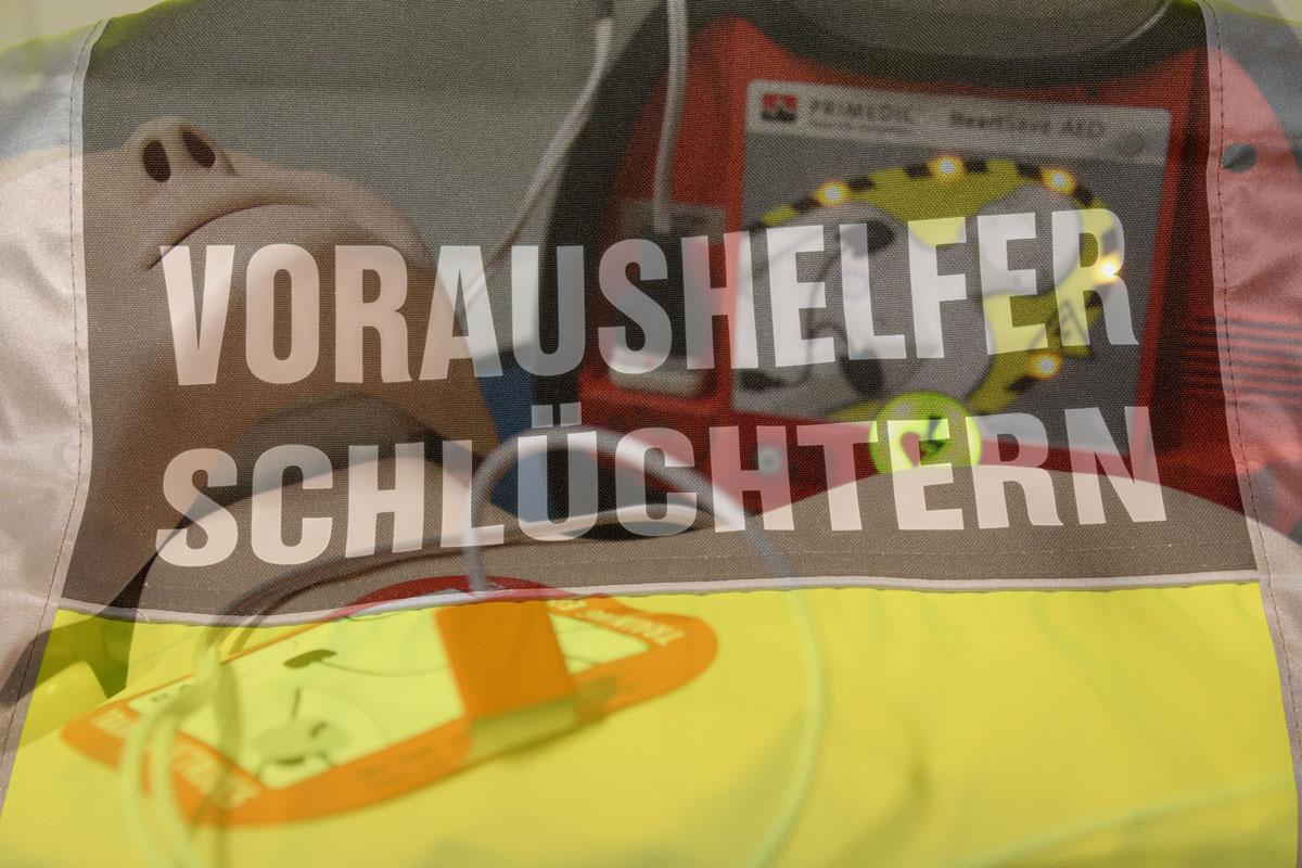 2021-18: 15.02.2021 15:54 Uhr – Voraus-Helfer-Einsatz